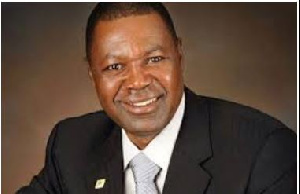 Dr Samuel Yaw Annor, Chief Executive Officer of the National Health Insurance Authority (NHIA)