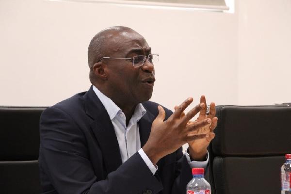 Michael Ansah, CEO of GIADEC