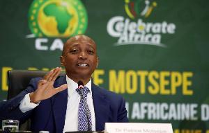 Dr. Patrice Motsepe, CAF President