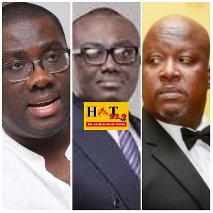 Sammi Awuku received support from Bola Ray and Kwame Sefa Kay