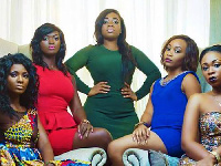 Cast of Cocoa Brown series