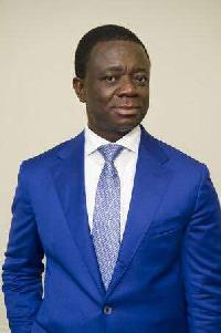Former COCOBOD CEO, Dr. Stephen Kwabena Opuni