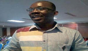 Former Morning show host of Kumasi-based Kapital radio, Kojo Marfo