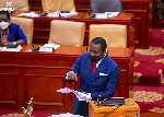 Afenyo-Markin is MP for Effutu and Deputy Majority Leader in Parliament