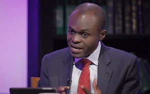 Law expert and private legal practitioner, Martin Kpebu