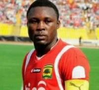Ex-Kotoko defender Godfred Yeboah
