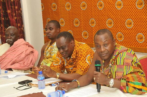 Volta chiefs condemn separatist group; bemoan disrespect by political leaders