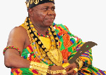 Paramount Chief of Avatime Traditional Area within the Ho West district, Osie Adza Tekpor VII