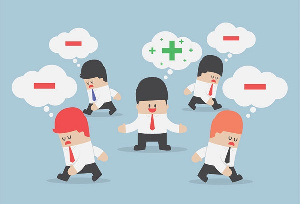 A negative work environment leads to diminished performance and poor employee morale