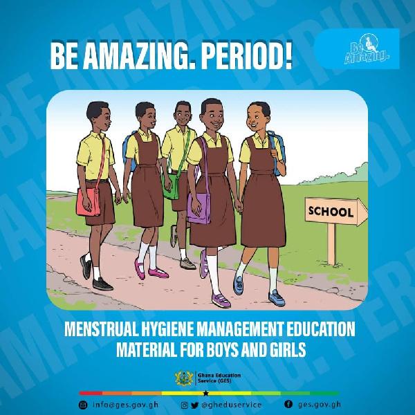More education needed to end menstrual stigma - CHRAJ