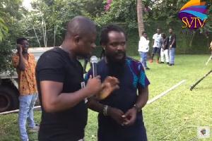 Ras Kuuku was speaking to SVTV Africa