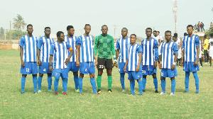 Emmanuel FC players