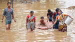 The deaths were brought on by landslides, floods and incidents of walls collapsing