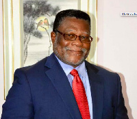 Dr. Kwame Ampofo is aspiring Vice Chairman of the NDC