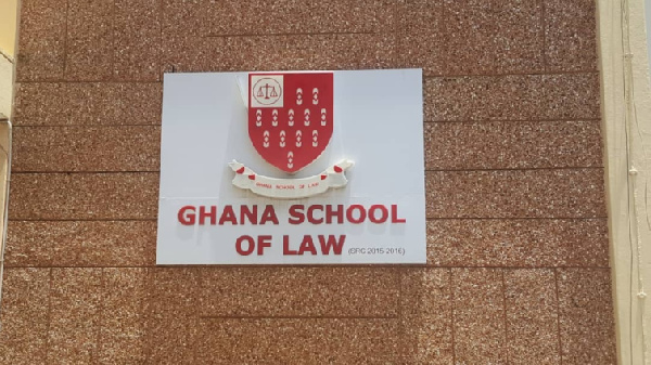 10% of Nat'l Cathedral funds can expand School of Law – Chris Akummey