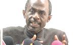 Johnson Asiedu Nketia, General Secretary of the National Democratic Congress (NDC)