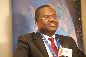 Executive Chairman of Jospong Group of Companies, Dr. Joseph Siaw Agyepong