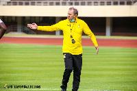 Ghana coach Milovan Rajevac