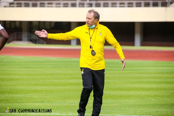 Milovan Rajevac talks Ghana football, current generation, World Cup qualifiers and more