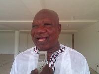 Allotey Jacobs, Central Regional Chairman of NDC