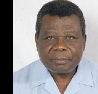 Former Deputy Governor of the Bank of Ghana, Emmanuel Asiedu Mantey