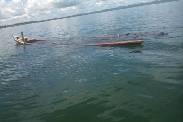 Ten fishermen from Tema Newtown rescued after boat capsised