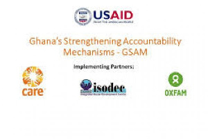 The training is part of measures to ensure sustainability and continuity of the GSAM project