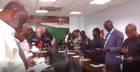 The NDC has officially established a committee to handle its legal affairs