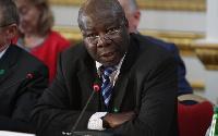 Amb. Kwesi Quartey, former Secretary to ex-President John Mahama