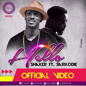 Shaker - Hello feat. Sarkodie cover