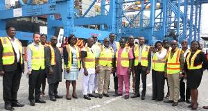 Economic GPHA Gambia Ghana Port Understudy