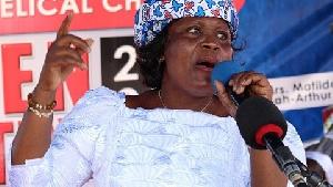 Helen Adjoa Ntoso MP