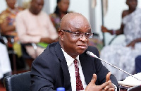 Dr Archibald Yao Letsa, Volta Regional Minister