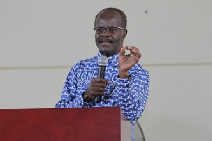 Founder of the Progressive Peoples Party, Dr Papa Kwesi Nduom