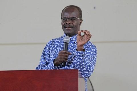 Dr. Papa Kwesi Nduom, President of Groupe Nduom