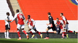 Arsenal vs Fulham: Eddie Nketiah late goal save Arsenal from home defeat
