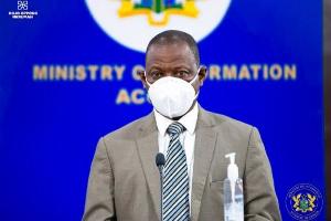 Dr Patrick Kuma-Aboagye, the Director-General of the Ghana Health Service