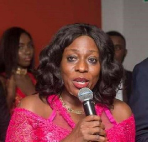 Catherine Ablema Afeku, Minister of Tourism, Culture and Creative Art