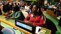 Nana Oye Lithur, Gender Minister