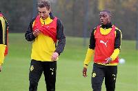 Denziel Boadu joined Dortmund from City