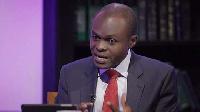 Private legal practitioner, Lawyer Martin Kpebu