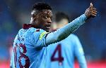 Fiorentina interested in signing Ghanaian forward Caleb Ekuban