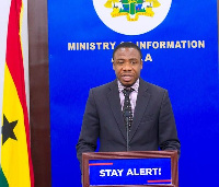 Director of Health Promotions at the Ghana Health Service, Dr. Dacosta Aboagye