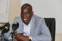 Employment and Labour Relations Minister, Haruna Iddrisu