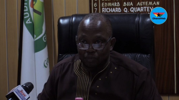 Domelovo charged with contempt over Osafo Maafo $1m Kroll case
