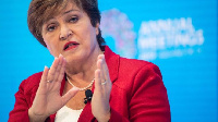 IMF boss Kristalina Georgieva