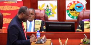 Finance Minister, Ken Ofori-Atta