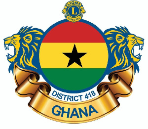 Lions Clubs International, District 418 Ghana