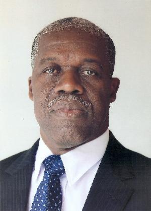 Mr. Kwesi Bekoe Amissah Arthur, New Governor Of Bank Of Ghana