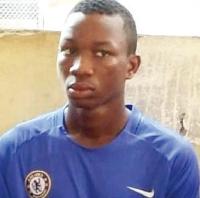 Christian Agyei was the houseboy of Josephine Asante-Tanoh